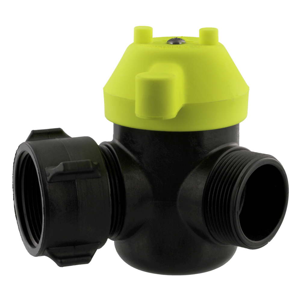 4050 - Three Way Valve (Yellow) - Scotty Fire